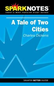 Cover of: A Tale of Two Cities – Charles Dickens | Charles Dickens