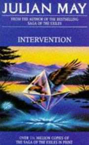 Cover of: Intervention: a root tale to the Galactic milieu and a vinculum between it and The saga of pliocene exile