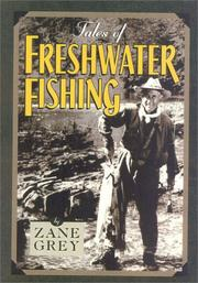 Cover of: Tales of fresh-water fishing