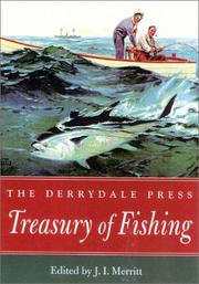Cover of: The Derrydale Fishing Treasury