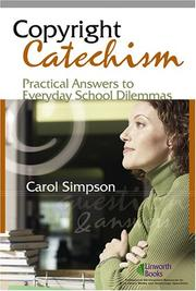 Cover of: Copyright catechism