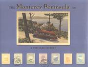 Cover of: The Monterey Peninsula