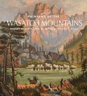Cover of: Painters of the Wasatch Mountains