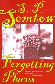 Cover of: Forgetting Places