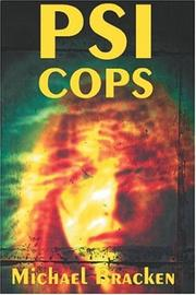 Cover of: Psi Cops by Michael Bracken