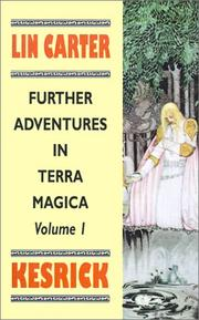 Cover of: Kesrick (Furthur Adventures in Terra Magica)