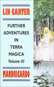 Cover of: Mandricardo (Furthur Adventures in Terra Magica)