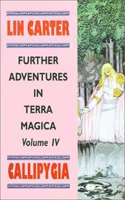 Cover of: Callipygia (Furthur Adventures in Terra Magica)