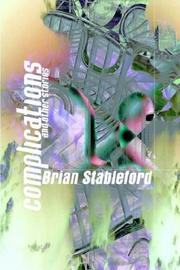 Cover of: Complications and Other Stories | Brian Stableford