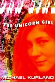 Cover of: The Unicorn Girl