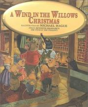 Cover of: Wind in the Willows Christmas, A (L