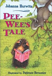 Cover of: PeeWee's Tale (Park Pal Adventures)