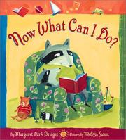 Cover of: Now what can I do?