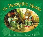 Cover of: The porcupine mouse