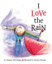 Cover of: I love the rain