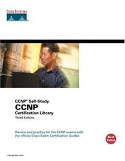 Cover of: CCNP Certification Library (CCNP Self-Study 642-801, 642-811, 642-821, 642-831) (3rd Edition) (CCNP study guides) | Clare Gough
