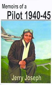 Cover of: Pilot