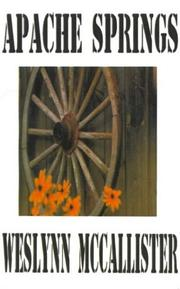 Cover of: Apache Springs