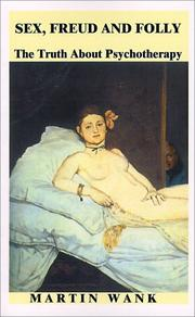 Cover of: Sex, Freud and Folly | Martin Wank
