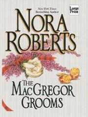 Cover of: The MacGregor grooms