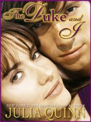 Cover of: The Duke and I |