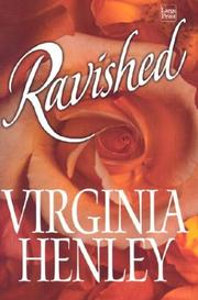 Cover of: Ravished