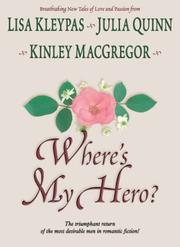Cover of: Where's my hero?