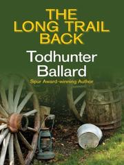 Cover of: The long trail  back
