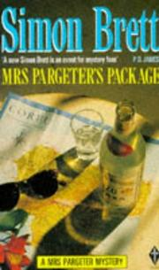 Cover of: Mrs. Pargeter