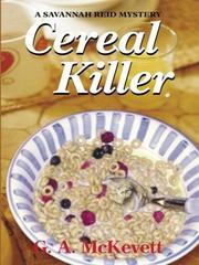 Cover of: Cereal killer: a Savannah Reid mystery