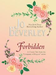 Forbidden by Jo Beverley