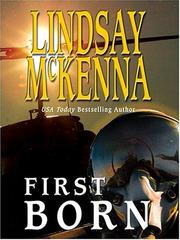 Cover of: First Born