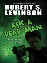 Cover of: Ask a dead man