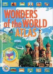 Cover of: Wonders of the World Atlas (Atlases)