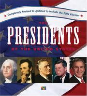 Cover of: The presidents of the United States | Simon Adams