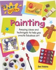 Cover of: Painting | Deri Robins