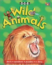 Cover of: Wild Animals (Ladders) | Sarah Fecher
