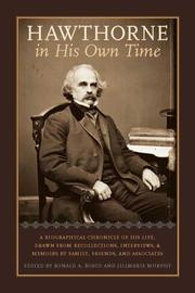 Cover of: Hawthorne in His Own Time |