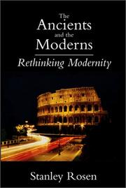 ancients and the moderns