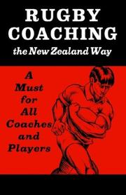 Cover of: Rugby Coaching | Rodney Butt