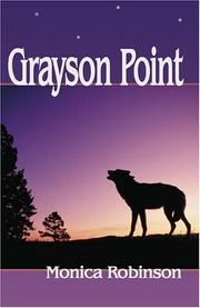 Cover of: Grayson Point | Monica Robinson