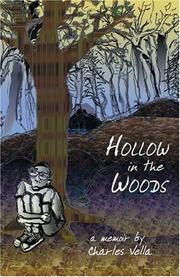 Cover of: Hollow in the Woods | Charles Vella