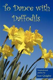 Cover of: To Dance with Daffodils