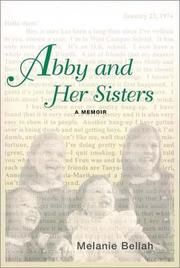 Cover of: Abby and Her Sisters | Melanie Bellah