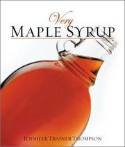 Cover of: Very Maple Syrup (Very) | Jennifer Trainer Thompson
