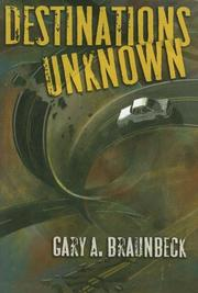 Cover of: Destinations Unknown