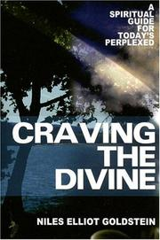 Craving the Divine by Niles Elliot Goldstein