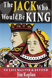 Cover of: The Jack Who Would Be King