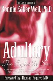 Cover of: Adultery