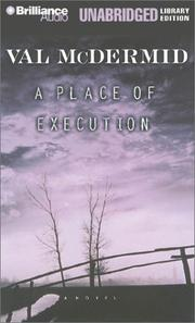 Cover of: Place of Execution, A